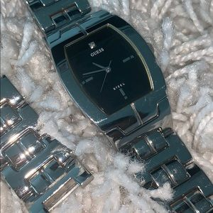 Guess Accessories - Guess unisex watch